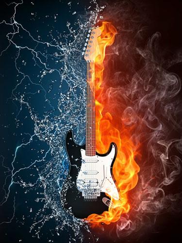 Мастер-класс: Уроки рок-гитары